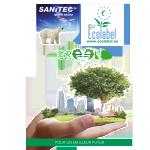 Ecolabel Sanitec